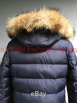 2019 ITALY TOP QUALITY WARM WINTER PARKA COAT Cappotto Piumino S XXXXXL