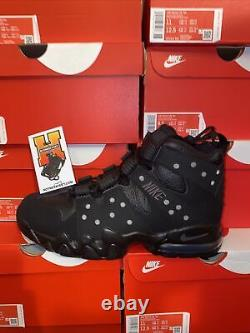 2020 Nike Air Max 2 CB'94 Dark Charcoal Triple Black DC1411-001 Sz8-13