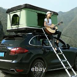 2021 High Quality Car Rooftop Tent Folding Outdoor Camping SUV Car Roof Tent