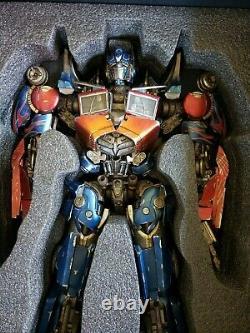 3A ThreeA Transformers Optimus Prime Retail Edition Dark of the Moon NEW