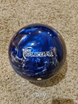 900 Global After Dark Pearl 1st Quality Bowling Ball 15 Pounds 3-3.5 Pin