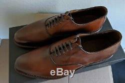 Allen Edmonds Dark Chili Carlyle with Shoe Trees, First Quality, BRAND NEW Size 9D