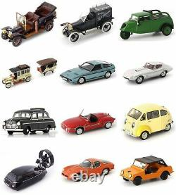 Autocult, High Quality, Resin, Models, 1/43 Scale (PART 1)