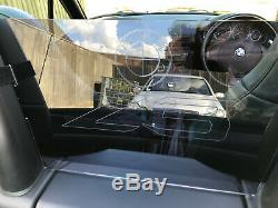 BMW Z3 Dark Tint High Quality Wind Deflector Shield Brand New With BMW Z3 Logo