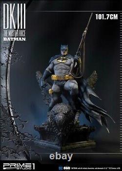 Batman Dark Knight Master Race Prime 1 Studio Statue Deluxe Exclusive