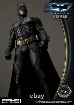 Batman The Dark Knight 1/2 Statue 104 cm Prime1Studio