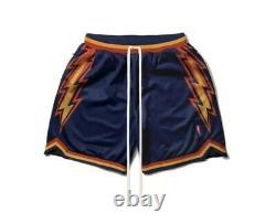 Collect Select Swingman Shorts 90s Warriors Bob Sura V2 Size XXL 2XL