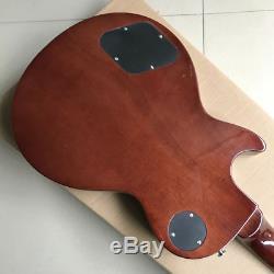 Custom Shop High Quality Dark Flame Maple Top Electric Guitar (FREE SHIPPING)