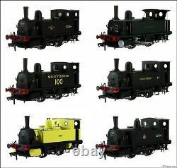 DAPOL 4S-018-0xx 0-4-0T B4 Tank Engines Choice of livery OO Gauge