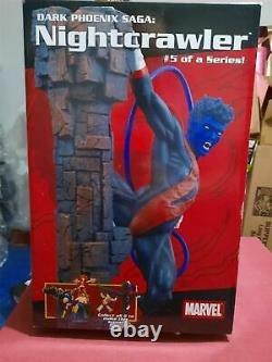 DIAMOND Select Full Size NIGHTCRAWLER Statue X-MEN DARK PHOENIX Saga 130/3000