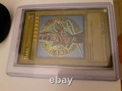 Dark Magician LOB non first edition but in great quality