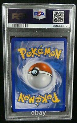 Espeon Prime 81/90 HG & SS Pokemon Card PSA 9 Mint