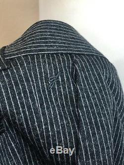 Fonz Ferroni Pants Wool Quality So Hi Feels Silk Amazing Size 36/33 Fonz Florenc