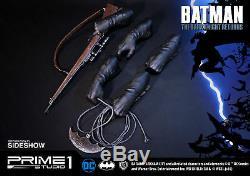 Frank Miller The Dark Knight Returns Batman Exclusive 1/3 Statue Prime 1 Studio