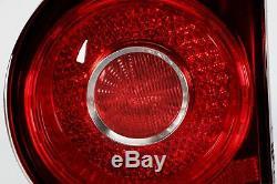 Golf MK5 04-09 Dark Red Inner Tail Rear Lights Lamps Set Pair Left Right RHD
