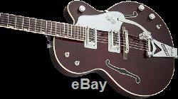 Gretsch G6119T-62 Vintage Select Edition'62 Tennessee Rose, Dark Cherry Stain