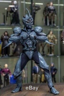 Guyver Dark Hero Figure Custom 1/6 Scale Hot Toys Quality