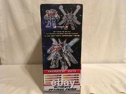 Hasbro Transformers Dark of the Moon Mechtech Ultimate Optimus Prime Action. NEW