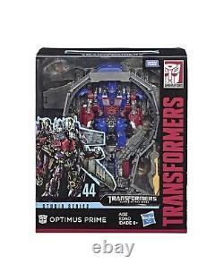Hasbro Transformers Studio Series 44 Leader Class Optimus Prime Dark Of The Moon