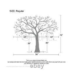 High Quality Memory Tree Big Family Photo tree wall decal Sticker