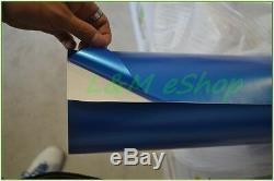 High-quality Pear Blue Matte Black Matte Grey White Vinyl Car Wrap