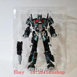 JAPAN Transformers Movies Dark Optimus Prime Scourge Action Figure In Stock NEW