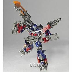 Kaiyodo SCI-FI Revoltech 030 Transformers Optimus Prime Convoy Renewal Package