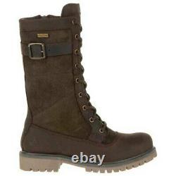 Kamik Women's Rogue 10 Waterproof Insulated Winter Boots Dark BrownSelect Size