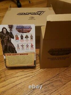 MOTUC, Dark Despot Skeletor, Masters of the Universe Classics, Collectors Choice