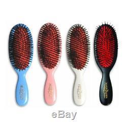 Mason Pearson Brush SENSITIVE POCKET SB4 Pure Bristle Hair Brush Choice RRP $175