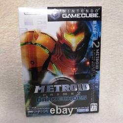 Metroid Prime 2 Dark Echoes Nintendo Gamecube GC Factory Sealed Rare