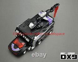 Modelspace Transformation Toy DX9 D06 Dark Rodimus Prime Terror Special in stock