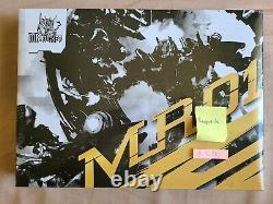 Mr. Bucket MR-01A Weapons Upgrade Kit MPM-04 Optimus Prime NEW (Dark Version)