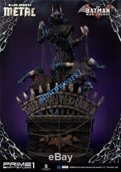 Mystery museum Prime 1 Studio P1S DC dark night metal laughing bat statue