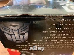 NEW GIFT Hasbro Transformers Dark of the Moon Mechtech Ultimate Optimus Prime NR