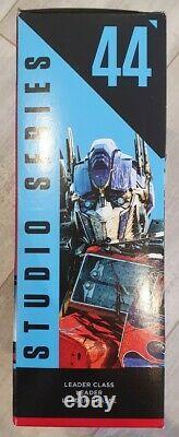 NEW Hasbro Transformers Dark of the Moon Optimus Prime, Studio Series 44 SS44