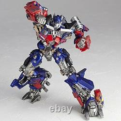 NEW KAIYODO Legacy of Revoltech LR-049 Transformers Optimus Prime Figure Japan