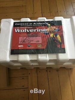 NEW! Marvel Dark Phoenix Saga Wolverine X-Men Statue Diamond Select Resin #2
