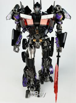 NEW Transformers LS-03P Black Mamba Dark Commander Oversized Optimus Prime MPM04