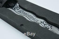 NIB Once Upon A Time Dark One Rumplestiltskin Dagger High Quality TV Replica