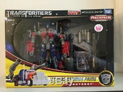 NIB Takara Transformers Dark Of The Moon DA-15 Jetwing Optimus Prime