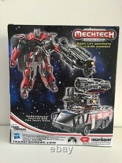 NIB Takara Transformers Dark Of The Moon DA-20 New Sentinel Prime