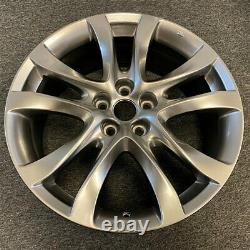 New 19 Dark Silver Wheel for 2014-2017 Mazda 6 Factory OEM Quality 64958C