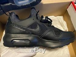 New Men's Nike Air Max Prime 876068 006 Black Dark Grey Shoes 10.5 men mens 44.5