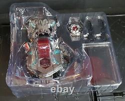 New Nemesis Prime Transformers Resonant Mode G-Shock Dark Convoy Optimus Repaint