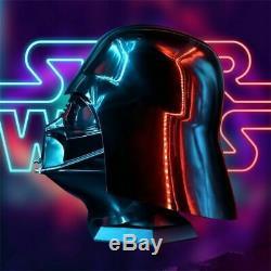 New Top Quality Anime Star Wars Darth Vader Anakin Skywalker Cosplay Mask Dark B
