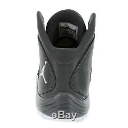 Nike Air Jordan Basketball shoes Prime Fly 599582-005 Dark Grey White