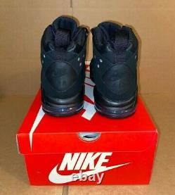 Nike Air Max 2 CB 94 Barkley Dark Charcoal Triple Black DC1411-001 Size 7.5-10.5