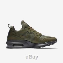 Nike Air Max Prime Men's Shoes Medium Olive/Dark Grey 876068-200, US Size 9