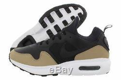 Nike Air Max Prime SL Running Men's Shoes, Black/Khaki/Dark Grey, Size 10.0